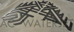 ART DESIGN-MILD STEEL -0.250 INCH -LASER CUTTING2