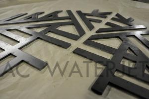 ART DESIGN-MILD STEEL -0.250 INCH -LASER CUTTING3