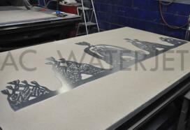Design – 1/8 inch thick Aluminum
