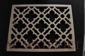 """CNC Router Woodworking -3/4 """" thk MDF"""