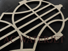 Laser Cutting- Custom MDF Design